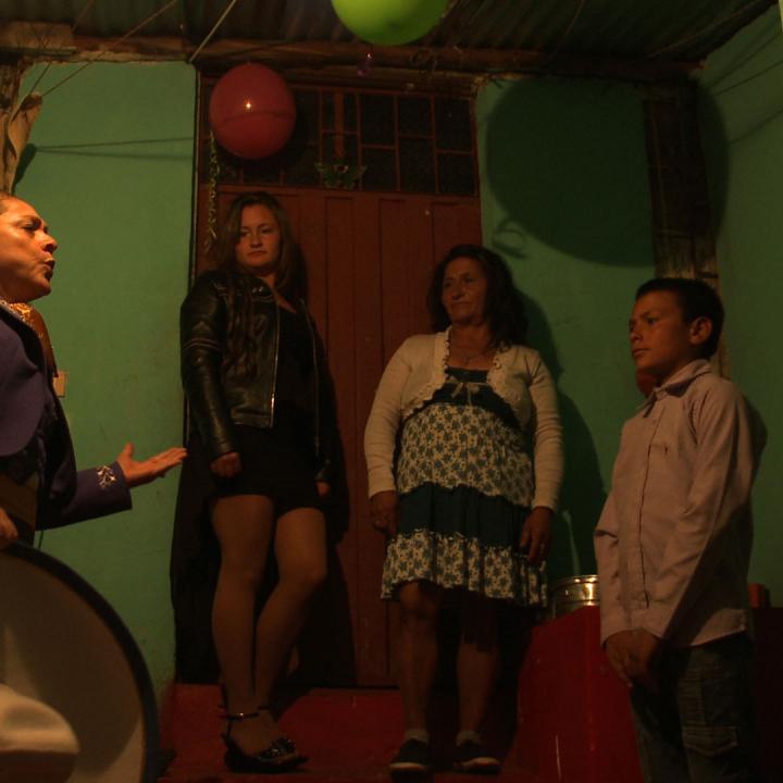 Imagen del documental 'La Noche Herida' de Nicolás Rincón Gille. Foto: Colprensa