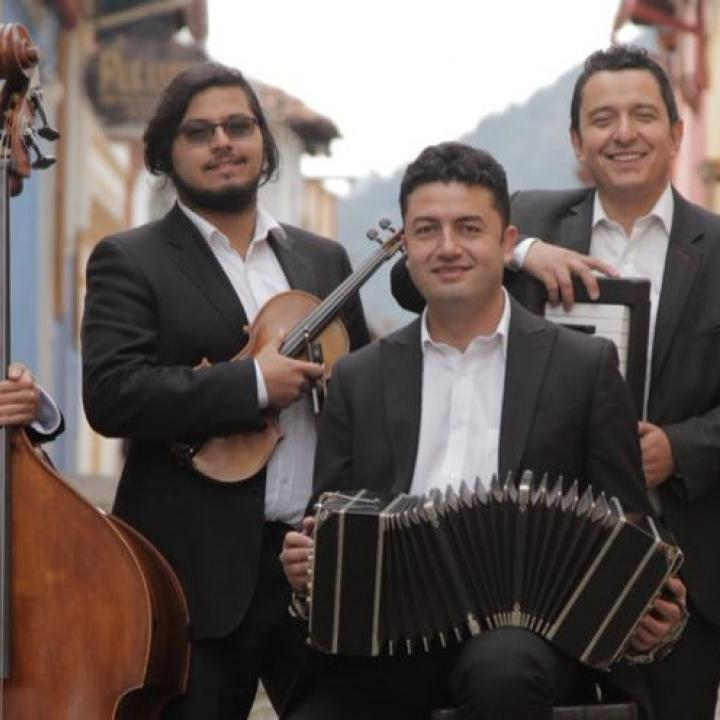 Foto: Twitter Quinteto Leopoldo Federico