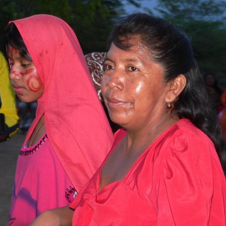 Mujeres Wayuu  // Foto: ONIC