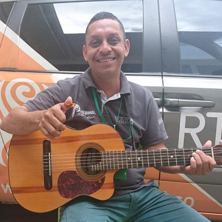 Jorge García. Foto: Juan Ricardo.