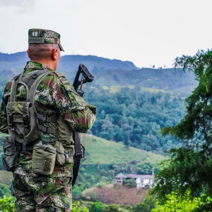 Foto: Ejército Nacional de Colombia.