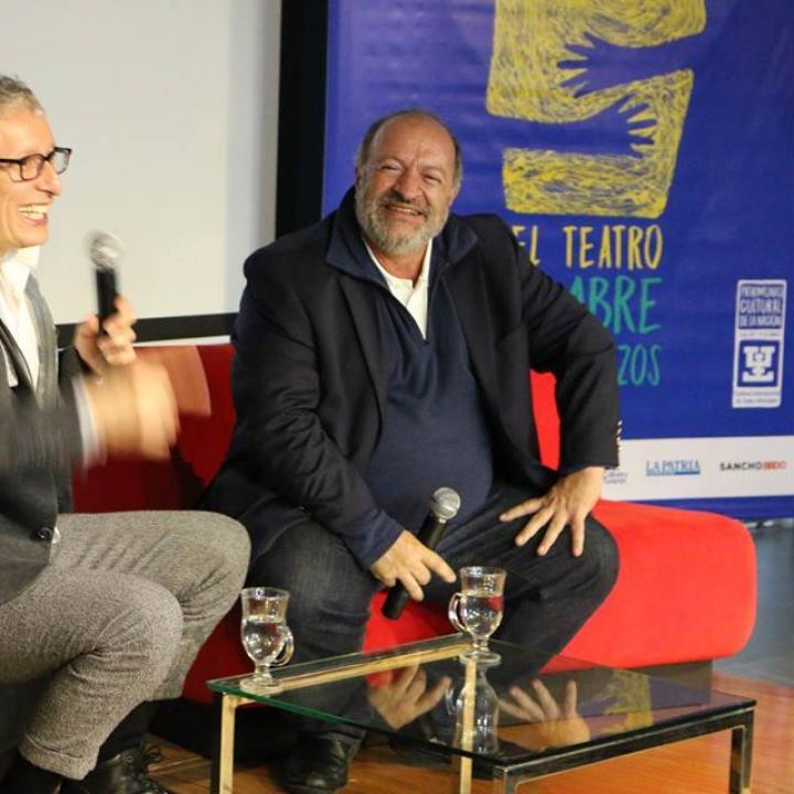 Foto: Facebook Festival Internacional de Teatro de Manizales.