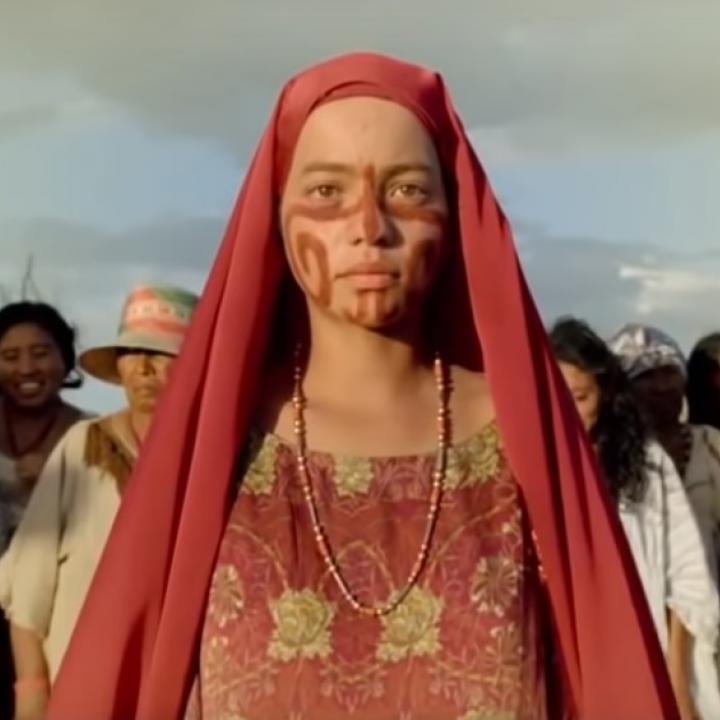 'Pájaros de verano' aborda los hechos reales sobre los orígenes de la bonanza marimbera de los años sesenta y cómo una familia indígena wayuu termina involucrada. Foto: Captura del tráiler de ´Pájaros de verano'.