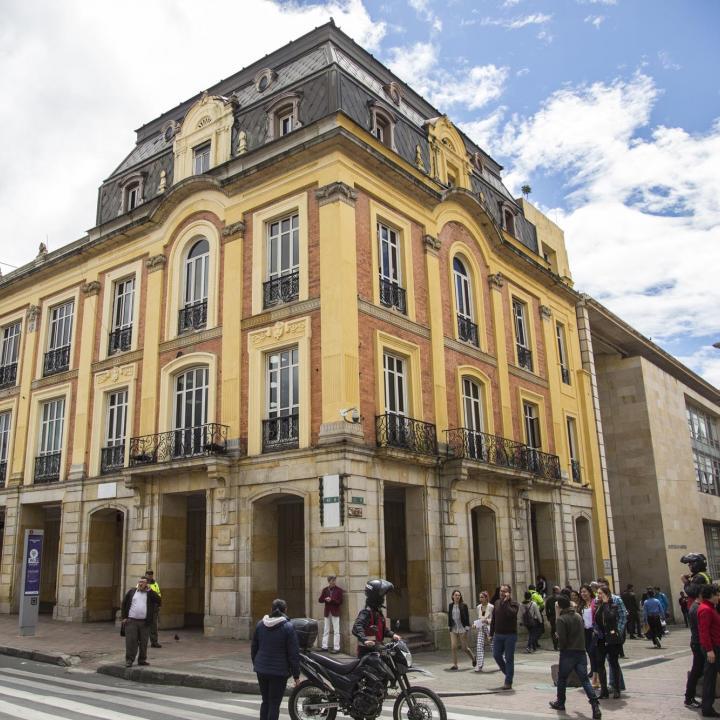 Palacio Liévano / Foto: Instituto Distrital de Patrimonio Cultural