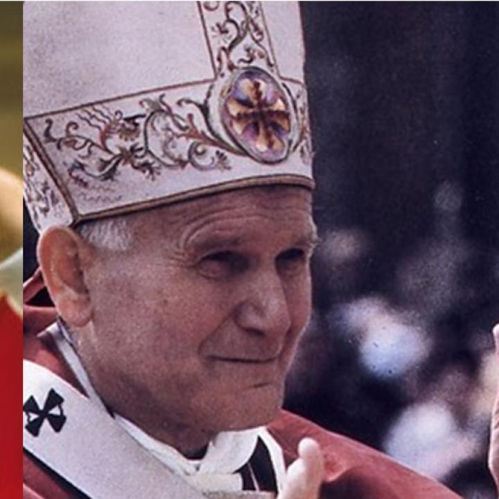 Foto Juan Pablo II - Colprensa