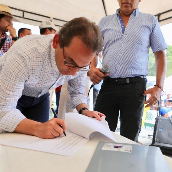 Fotos: Ministerio de Agricultura.