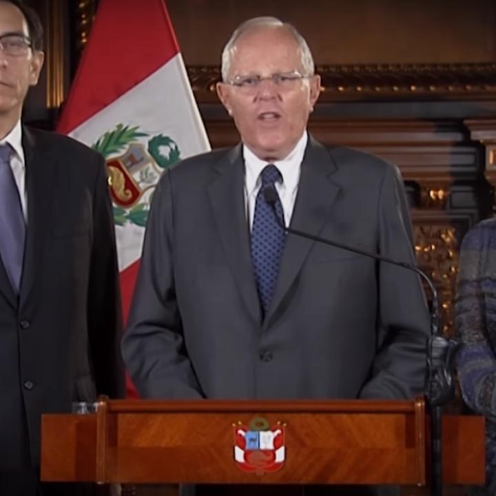 Foto: Pantallazo video - Canal YouTube Presidencia Perú.