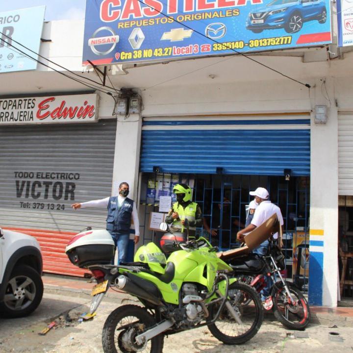 Foto: Alcaldía de Barranquilla