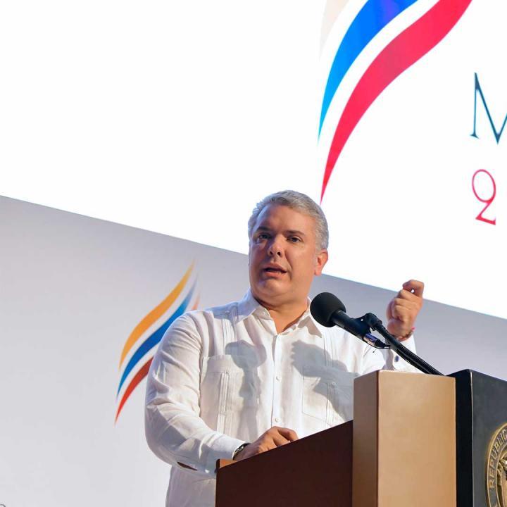 Foto: David Romo. Presidencia de la República