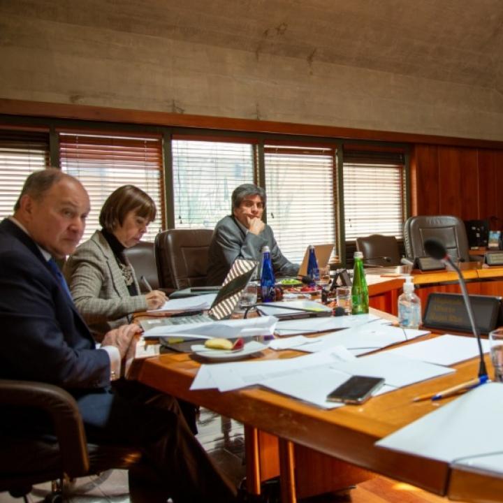 Foto: Twitter Corte Constitucional