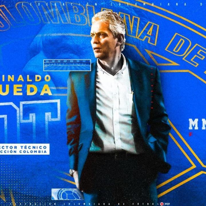 Foto: Página oficial Federación Colombiana de Fútbol.