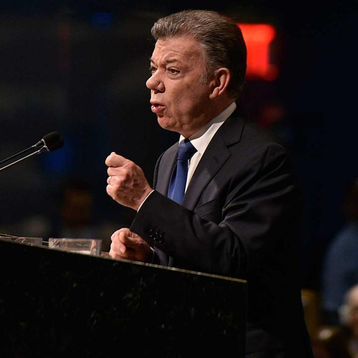 Foto: Juan David Tena - Presidencia de la República.