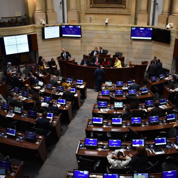 Foto: Secretaría Senado.
