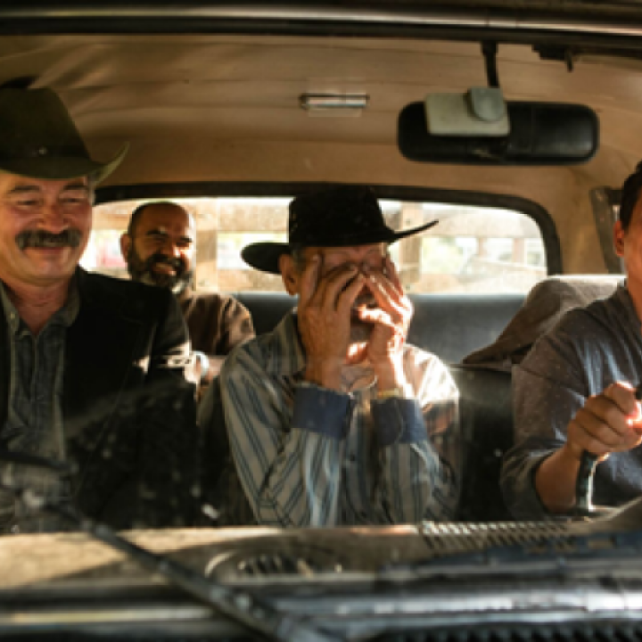 Foto: Película 'El pariente'