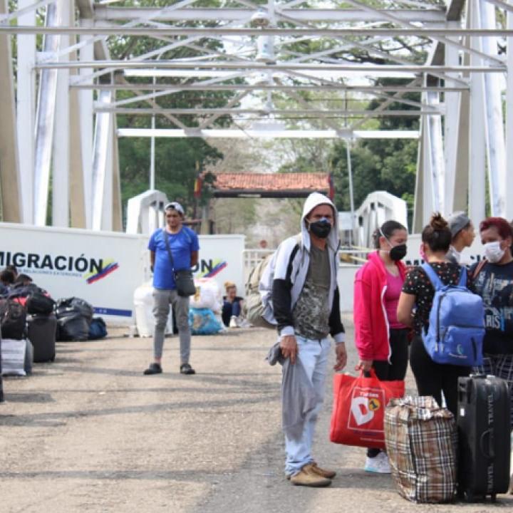 Fotos: Migración Colombia