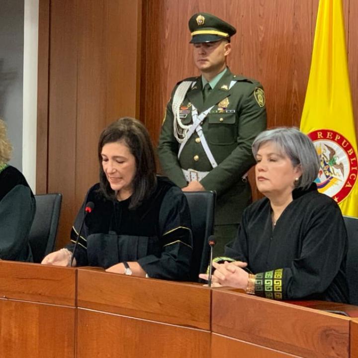 Foto: Cuenta de Twitter Consejo de Estado.