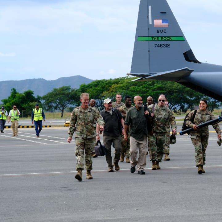 Foto: Fuerzas Militares.