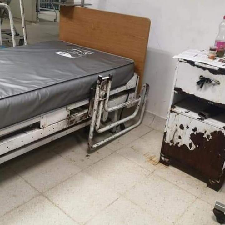 Foto: Cortesía usuarios del Hospital San Francisco de Asís.