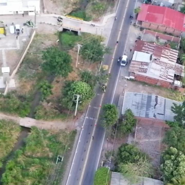 Foto: Cortesía autoridades de Cúcuta.