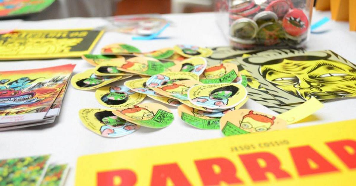 Una historia Entreviñetas, el cómic está de festival   Radio ...