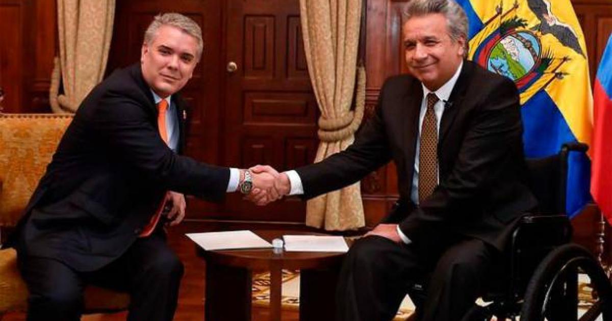 Presidentes de Colombia y Ecuador lideran Gabinete Binacional | Radio  Nacional de Colombia