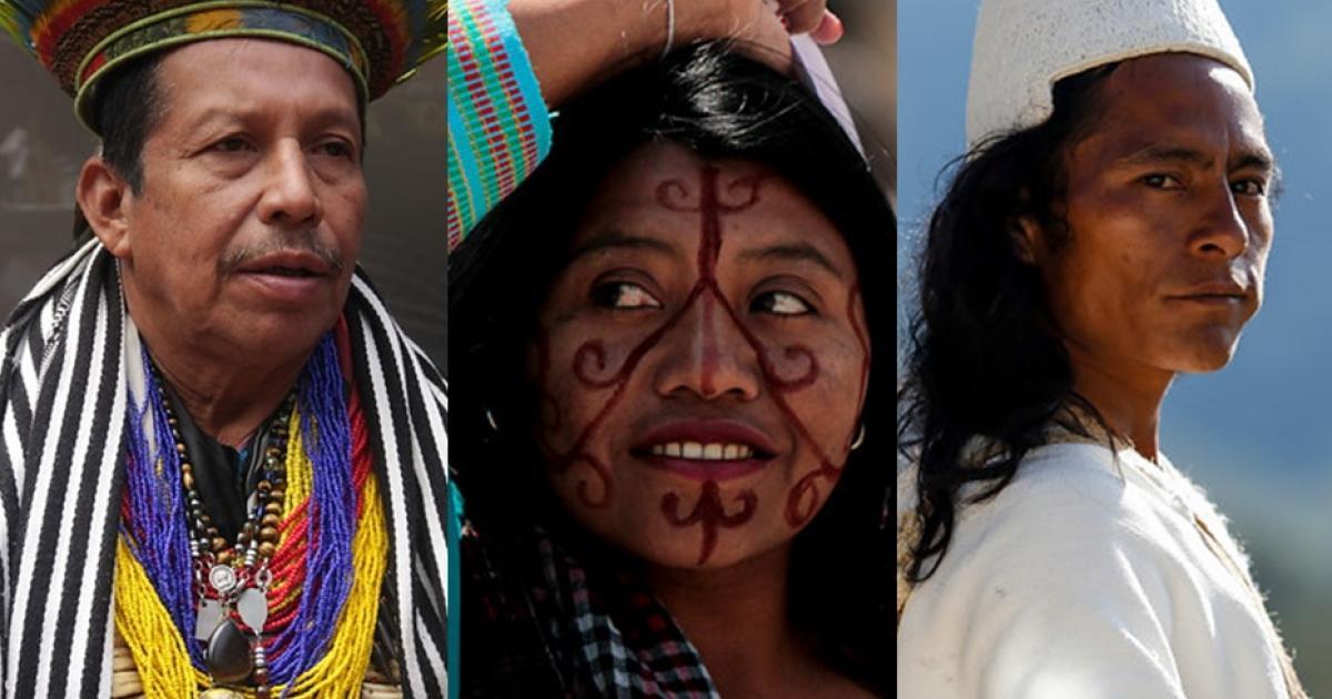 Colombia celebra sus diversidad étnica y cultural en el Día ...