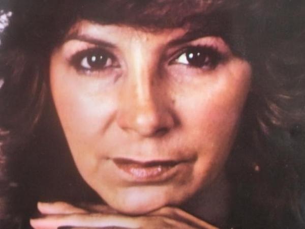 'Vicky', cantante colombiana.