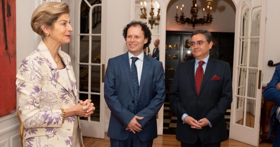 Foto: Crotesía Embajada de Colombia en España.